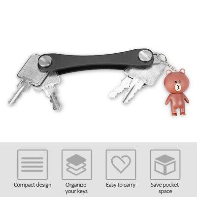 Keysmart 2.0 Premium Metal Extended Compact Key Holder 1-14 - Keys Holder