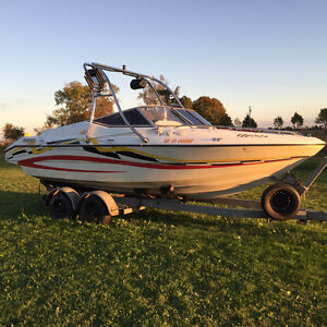 Boat for sale or trade for travel trailer