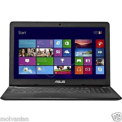 ASUS F502CA-EB31 LAPTOP INTEL i3 4GB 500GB 15.6