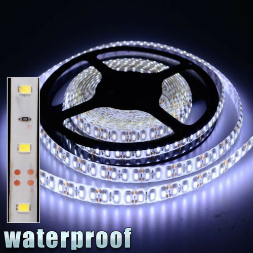 Truck Car// Suv Deco 5050 Waterproof LED Strip Light 5M 16ft 300LEDs For Boat