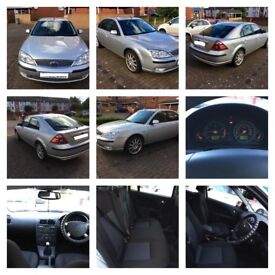 Ford mondeo 07, only driven for 70kmiles