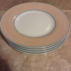 SET OF PLATES- BRAND NEW CONDITION