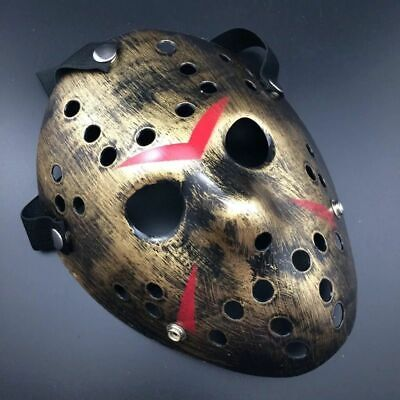Halloween Vs Friday 13th (Friday The 13th Halloween Myers Jason VS. Freddy Costume Prop Horror Hockey)