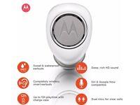 Motorola verve ones earbuds