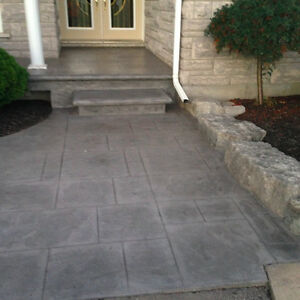 lowest prices on concrete!! book now save !!!!!! summer sale! Cambridge Kitchener Area image 5