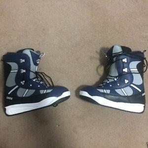 Near New Snowboard Boots-Size 13