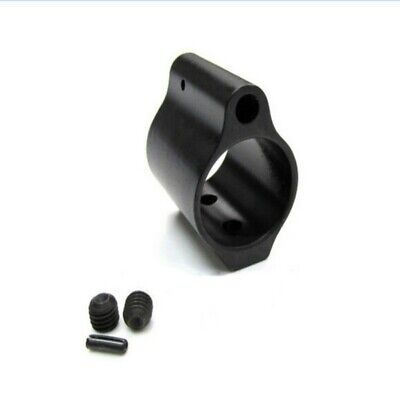 Tactical Low Profile Mil-Spec Front Iron Sight for High Gas 19mm 0.75'' Stock