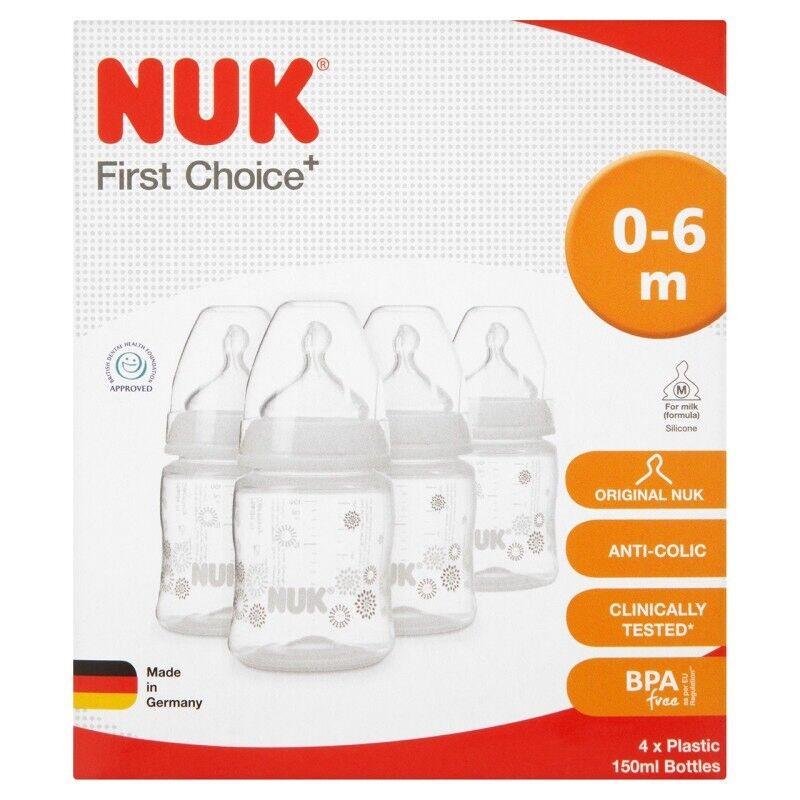 NUK Bottles