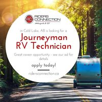 Journeyman RV Technician