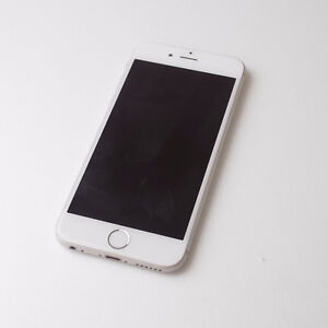iPhone 6 - 16GB - White/Silver - Great Condition