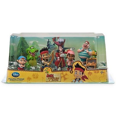 Jake and the Neverland Pirates Figurine Playset Disney Store Exclusive NEW - Jake And The Neverland Pirates Izzy