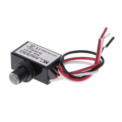 Nk-301f Outdoor Security Photo Electric Resistor Light Sensor Control Switch