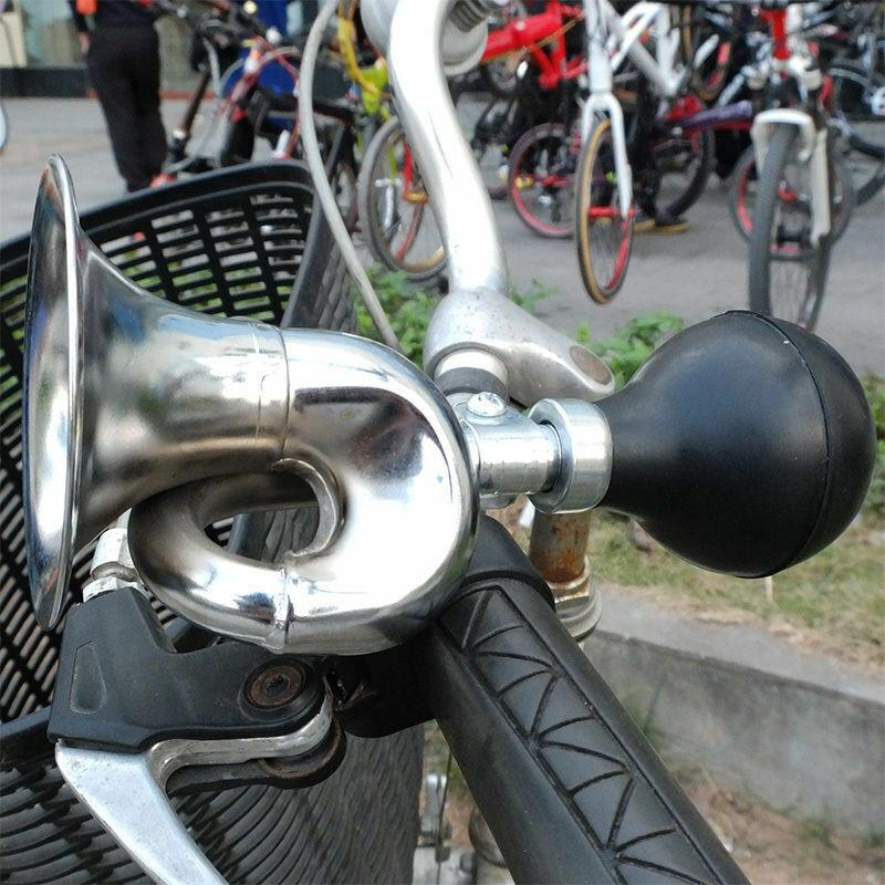"Fahrrad-Ballhupe /""Posthorn/"""