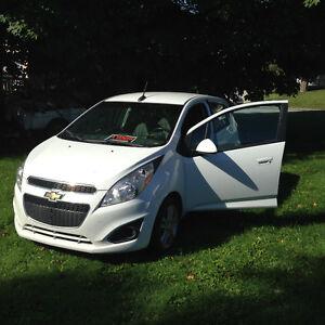 2013 Chevrolet Spark Fourgonnette, fourgon