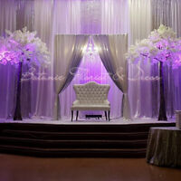 PARTY DECOR RENTALS, Chiavari Chairs $3.50, Charger plate