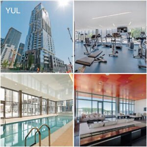 MUST SEE! YUL LUXURY STUDIO FOR RENT DOWNTOWN MTL CLOSE TO METRO