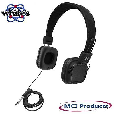 "Whites UltraLite Large Collapsible Headphones with 1/4"" Stereo Plug 401-2024"