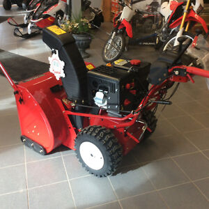 """Trot-bilt 33"""" Snow blower clear out !!! Save 800.00 Kingston Kingston Area image 2"""