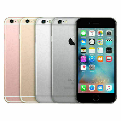 Apple iPhone 6S 16GB, GSM Unlocked 4G LTE IOS Smartphone