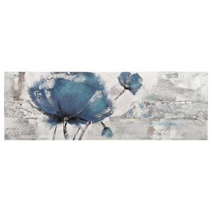 Tableau - Peinture florale à l'huile