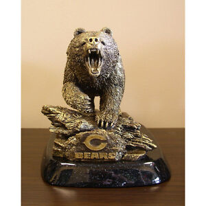 NFL CHICAGO BEARS LIMITED EDITION STATUE