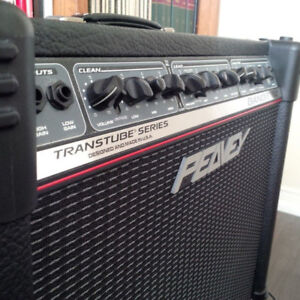 Peavey Bandit Red Stripe 112 Made in USA