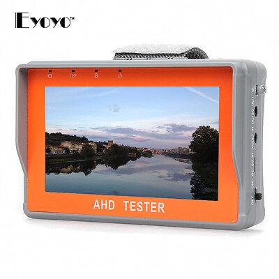 Eyoyo 4.3 Hd 1080p Ahd Cctv Camera Test Display Monitor Tester Dc 12v-output