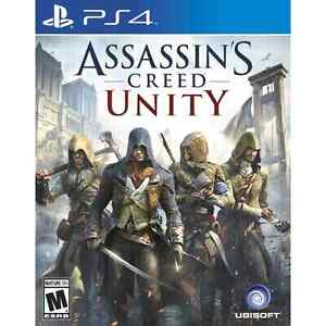 Wanted : Assassin's Creed Unity