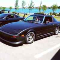 85 rx7 needs to go! Winter pricing!!!
