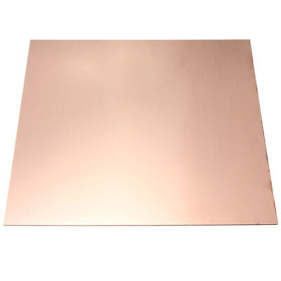 Copper Sheet 1mm 100100mm R1w7
