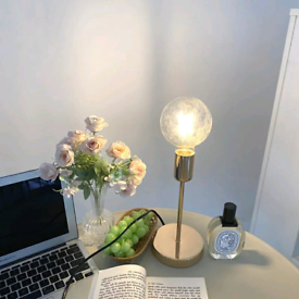 Bedside lamp, table lamp