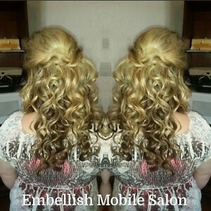 Weddings, Hair Extensions, Hair Colour, Highlights, Cuts & More Belleville Belleville Area image 2