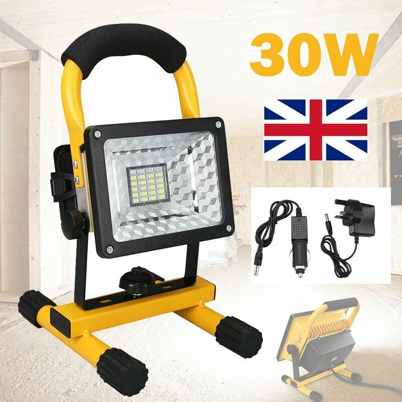 Portable+Waterproof+Car+Repair+LED+Work+Light+Spotlights+Outdoor+Camping+Lamp+GS