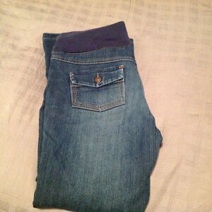 Jeans grossesse Thymes maternité small
