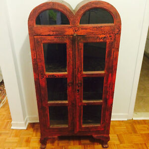 Asian Solid Wood Cabinet MAKE ME AN OFFER