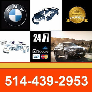 BMW X6 ► Fenders and Bumpers • Ailes et Pare-chocs