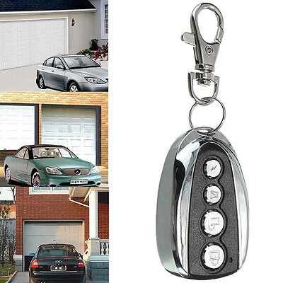 Universal Garage Door Cloning Remote Control Key Fob 433mhz Gate Copy Code New Universal-garage Door Remote