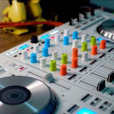 8pcs Rotary Control Knob For Pioneer XDJ-RX R1 RZ AERO DJM-T1 S9 DIY DJ   for sale  Shipping to Canada