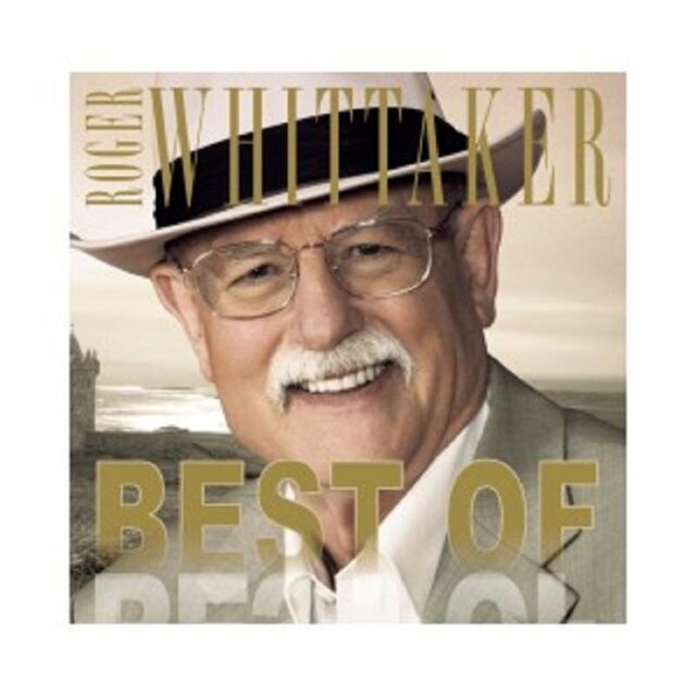 ROGER WHITTAKER - BEST OF  CD  14 TRACKS DEUTSCHER SCHLAGER  NEU