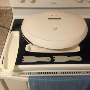 Family Sized George Forman Grill Kitchener / Waterloo Kitchener Area image 1