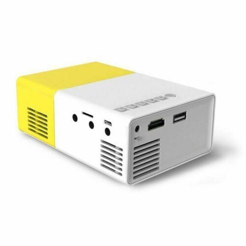 1080p Hd Mini Projector Led Home Cinema Theater Multimedia: 2019 New Mini Pocket LED Home Cinema Projector HD 1080P