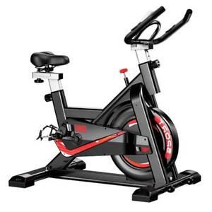 Fitplus Power Pro Large Advanced Stationary Fitness Exercise Spin Bike