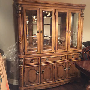 China/Dispaly Cabinet......MOVING SALE