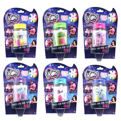 So Glow DIY Magic Jar Mini Kit - CHOICE OF PACK - ONE SUPPLIED - NEW ()