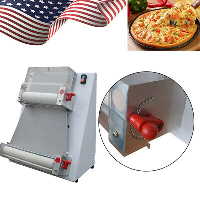 Automatic Pizza Bread Dough Roller Machine Pizza Making Machines Dough Sheeter
