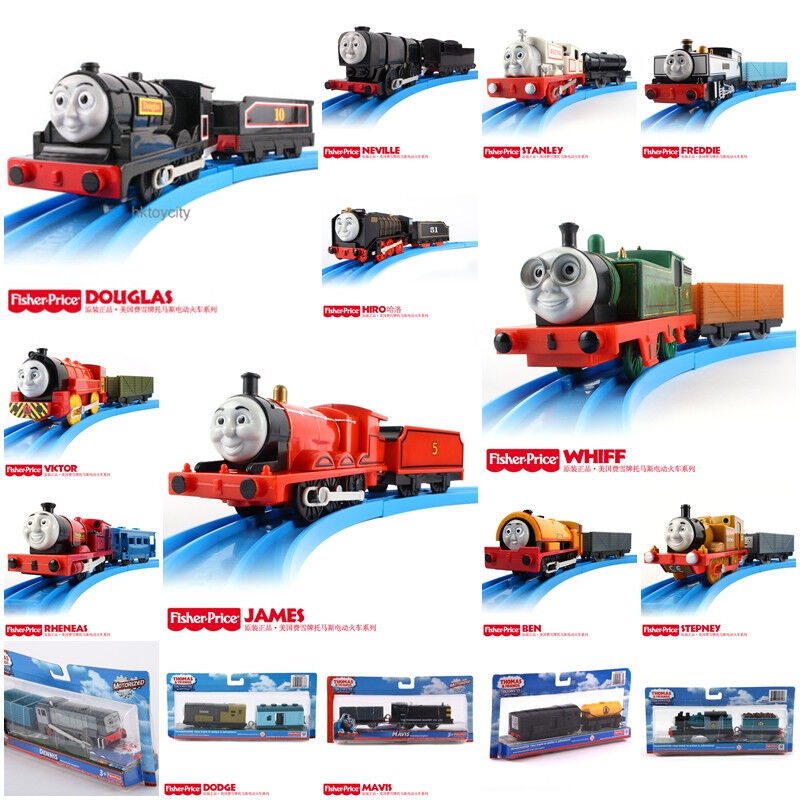 Tomy Trackmaster Thomas Amp Friends Ts 02 Edward With 2