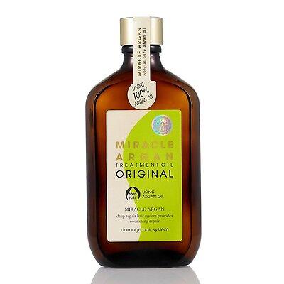 [WELCOS]  MERIT Miracle Argan Treatment Oil Original 100ml / Hair Treatment Oil