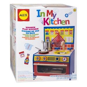 NEW: Alex 'In My Kitchen' Playset - $60 (Reg.$89.99+tax=$101.69)