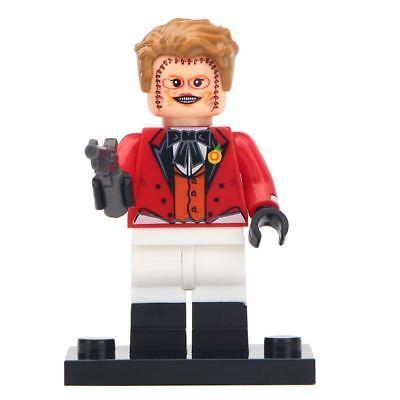 Batman Lego For Kids (Jerome - Joker Batman Gotham Supervillain Lego Moc Minifigure Gift For Kids)