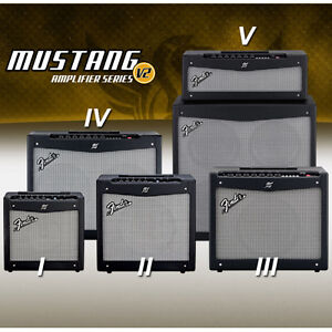 Looking for a Fender Mustang III or IV - V.2